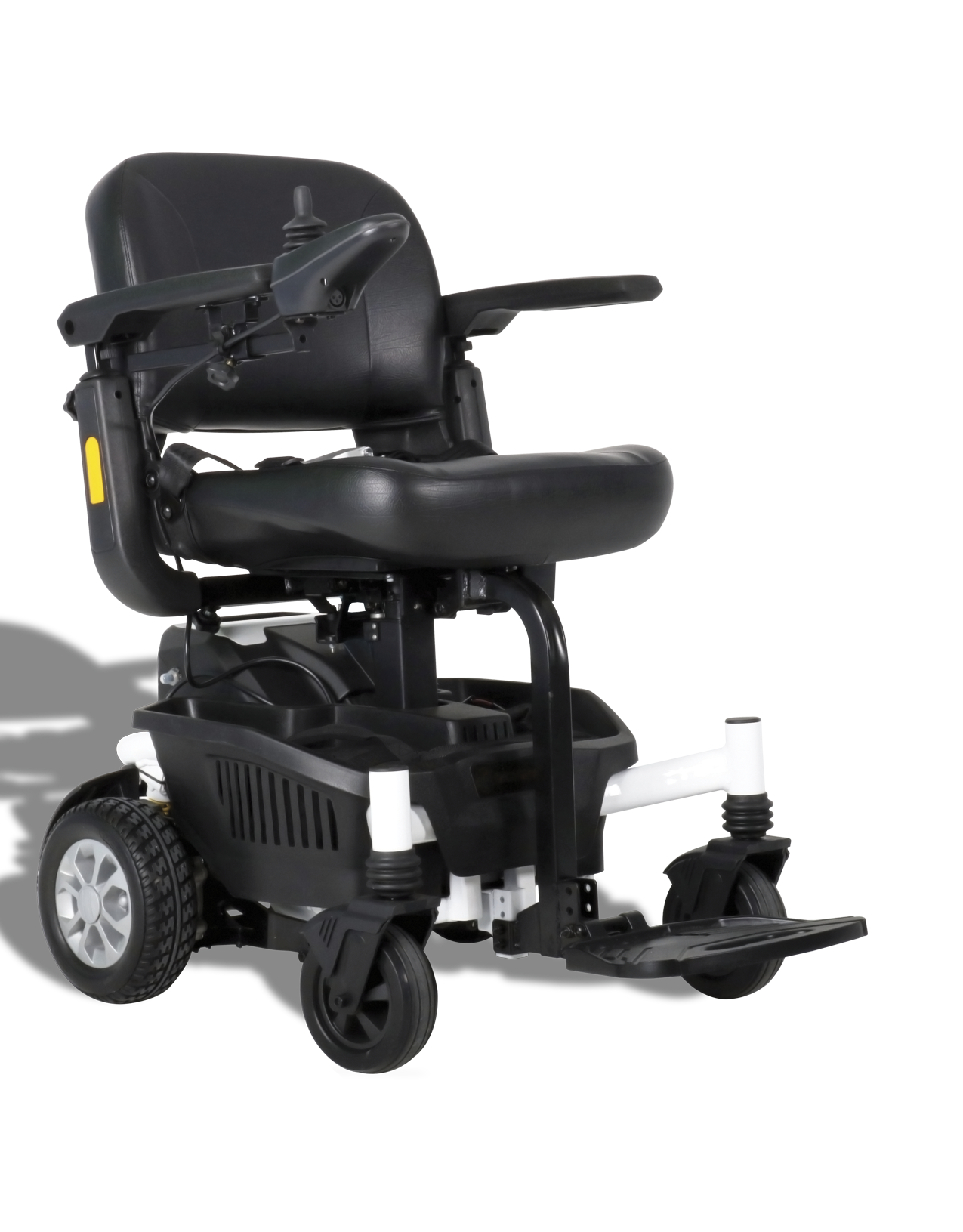 EXCEL-mobility--E-smart---Elektrorollstuhl--seitliche-Ansicht